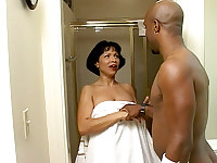 MILF Latina Black Balled