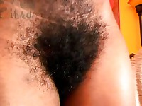 Sexy Jordan Love Longs For a Big Dick in Her Hirsute Snatch