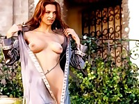Anessa the real world topless